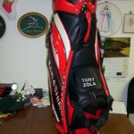 Golf Bag Embroidery Cleveland